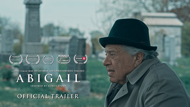 Abigail (2019 Short Film) - Trailer
