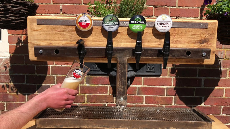 Home Draught Bar Intro