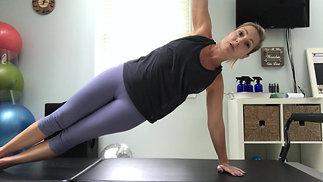 Side Planking!