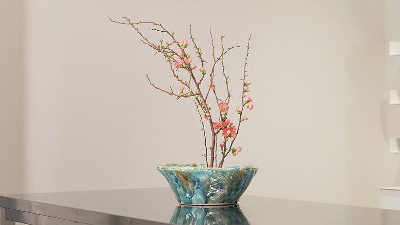 Sum_Ikebana Japanese Bowl
