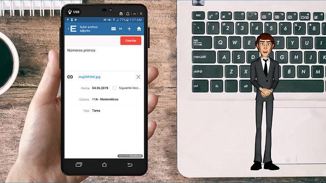 Tareas - Notas - App