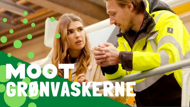 Gør affaldssortering en forskel for klimaet? | Ep1 | GRØNVASKERNE