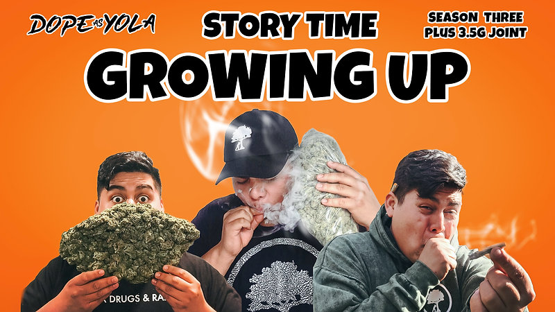 Growing Up : Story Time
