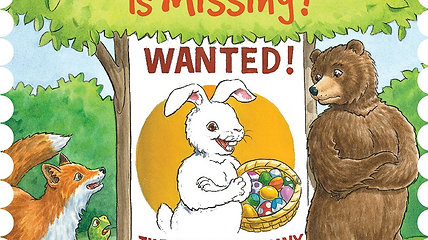 Easter Bunny is Missing