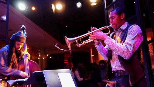 Tyson Jackson Trio - Feat. Alonzo Demetrius & Tyrone Allen