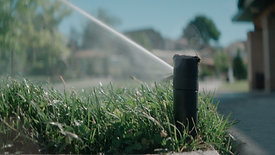 Smart Sprinklers Saving Water in a Drought