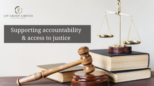 Supporting accountability & access to justice