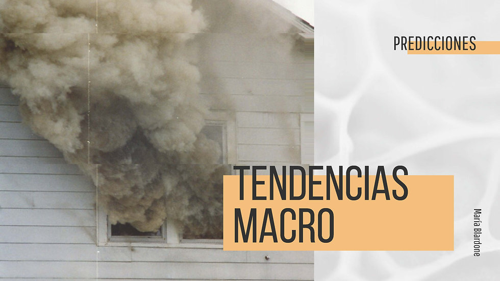WORKSHOP 5 MACRO TENDENCIAS