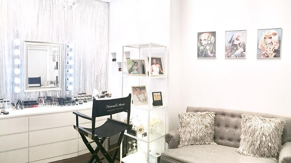 Nocturnelle Beauty Makeup Studio