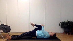 Yoga express - hips & psoas | release stress | 30min