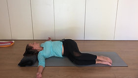 Yoga express - floor thoracic mobility | release tension | 20min