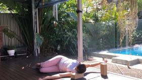 Gentle yoga - upper body & shoulders 1 | 75min