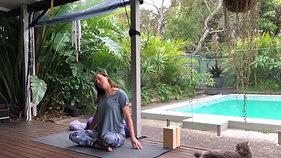 Gentle yoga - upper body & shoulders 2 | 80min