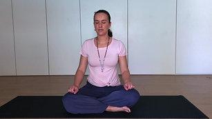 Breath - Samavritti (square/box) to calm | 8min