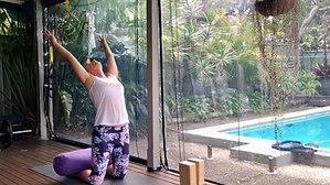 Gentle yoga - flow & restore | gratitude | 75min
