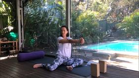 Gentle yoga - shoulders & hips | 75min