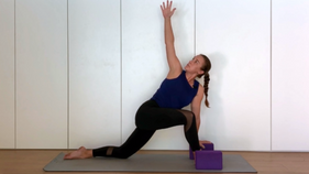 Yoga express - whole body flow | just move | 30min