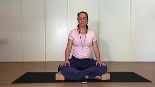 Meditation - breath centered practice | 16min