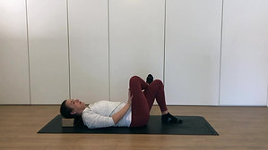 Yoga express - whole body unwind on the floor | 30min
