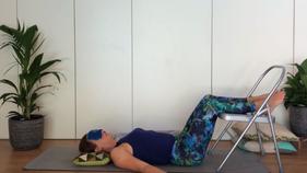 Restorative yoga -  3 poses for rest | 10-60min | BUY OR RENT