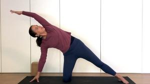 Yoga express - hips & sidebody | strengthen & stretch | 45min