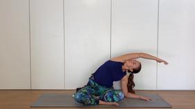 Yoga express -  upper body flow | just move | 25min