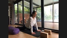 Yin - spleen & stomach | be present & reduce anxiety | 75min