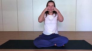 Breath - Bhramari (bee) breath to calm | 6min