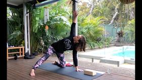 Gentle yoga - the side body | 75min
