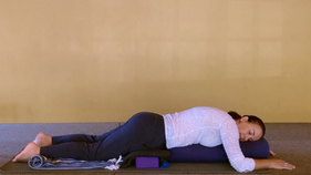 Restorative yoga -  rest & relax | 120min | BUY OR RENT