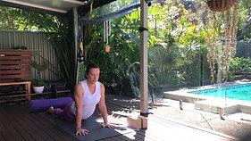 Gentle - hips, gluts, hamstrings | practicing self care | 75min