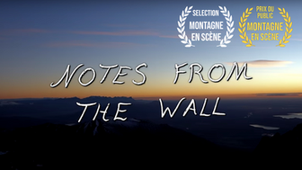 Notes from the wall