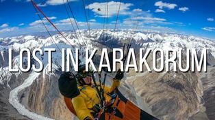 Lost in Karakorum