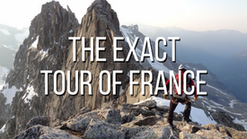The exact Tour of France