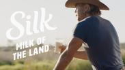Silk Milk of the Land