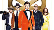 Mobile Movie Critic Review_Kingsman The Golden Circle