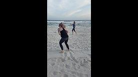 RHF Raiders Beach Workout March 2020