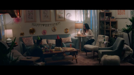 GE x Amazon:  If Lamps Could Talk...