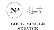 Book a single service