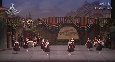 HMBC 第2回公演'Don Quixote' ダイジェスト版2016.4.1