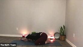 Yin Yoga with Gillian - Change (with music)