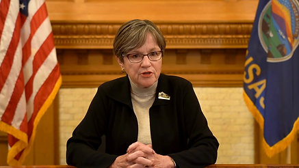 Welcome/Call to Purpose with Welcome Address by Gov. Laura Kelly