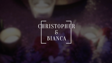 Christopher & Bianca Green