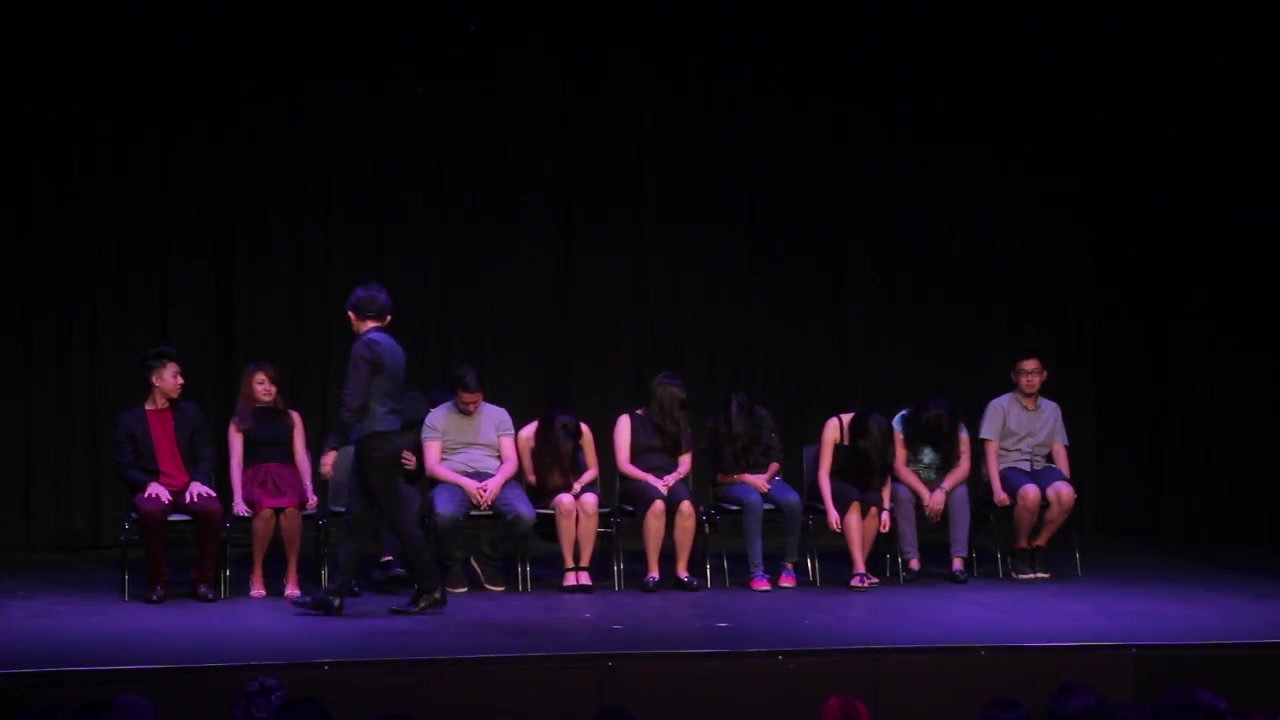 Stage Hypnosis