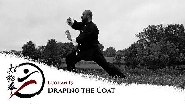 #2 - Draping Coat (Instruction)