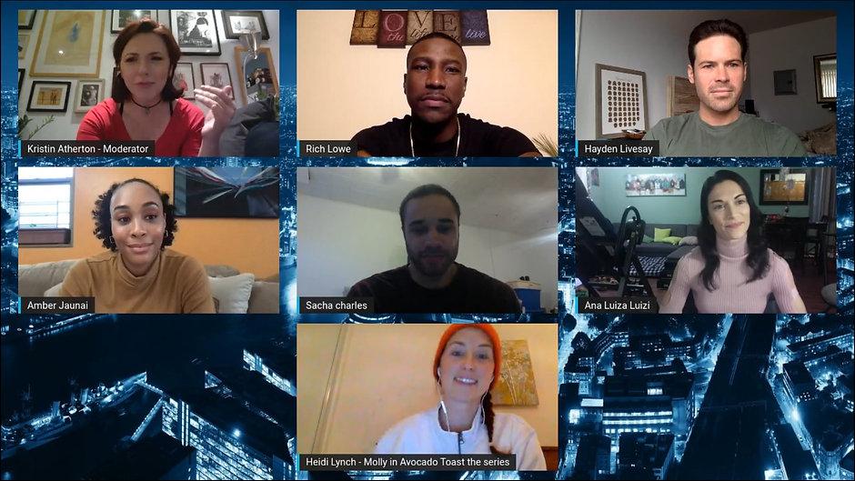 International Q&A Panels