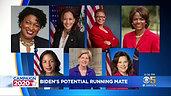 CBS - Presidential Candidate Joe Biden's Running Mate