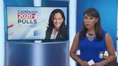Kamala Harris Sees Drop In California Poll Numbers