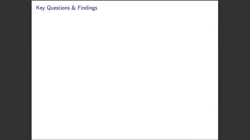Job Market Presentation- ETF
