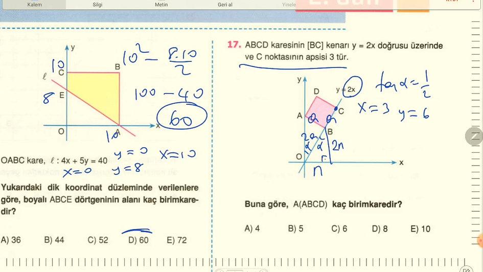 Geometri Ayt 2.gün (1-33)